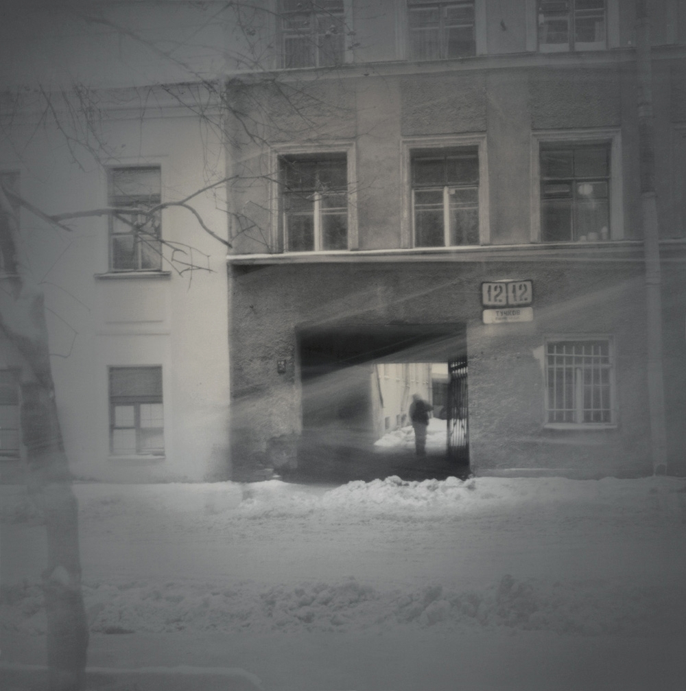 Tuchkov Pereulok 12/12, 1996