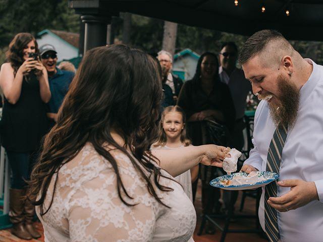 Incoming wedding photos! #wedding #cake