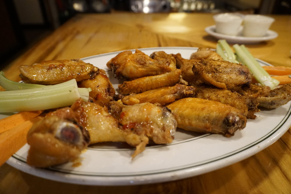 Assortment of Wings