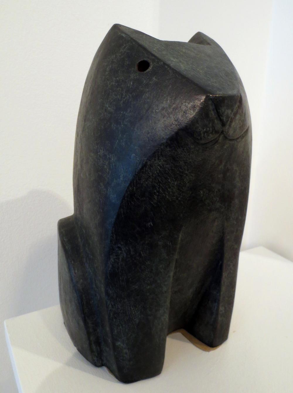 Bronze Cat, 1991