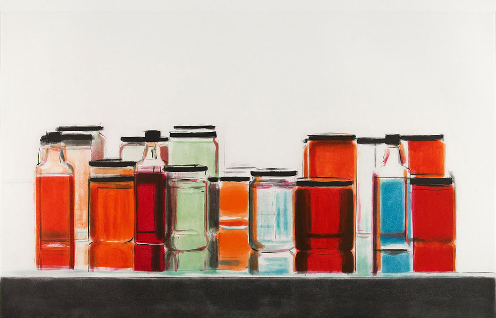 Bottles and Jars III, 2015