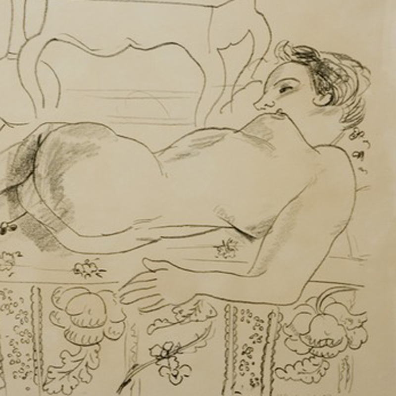 Picasso & Matisse: <br> Models & Muses 1906-1956