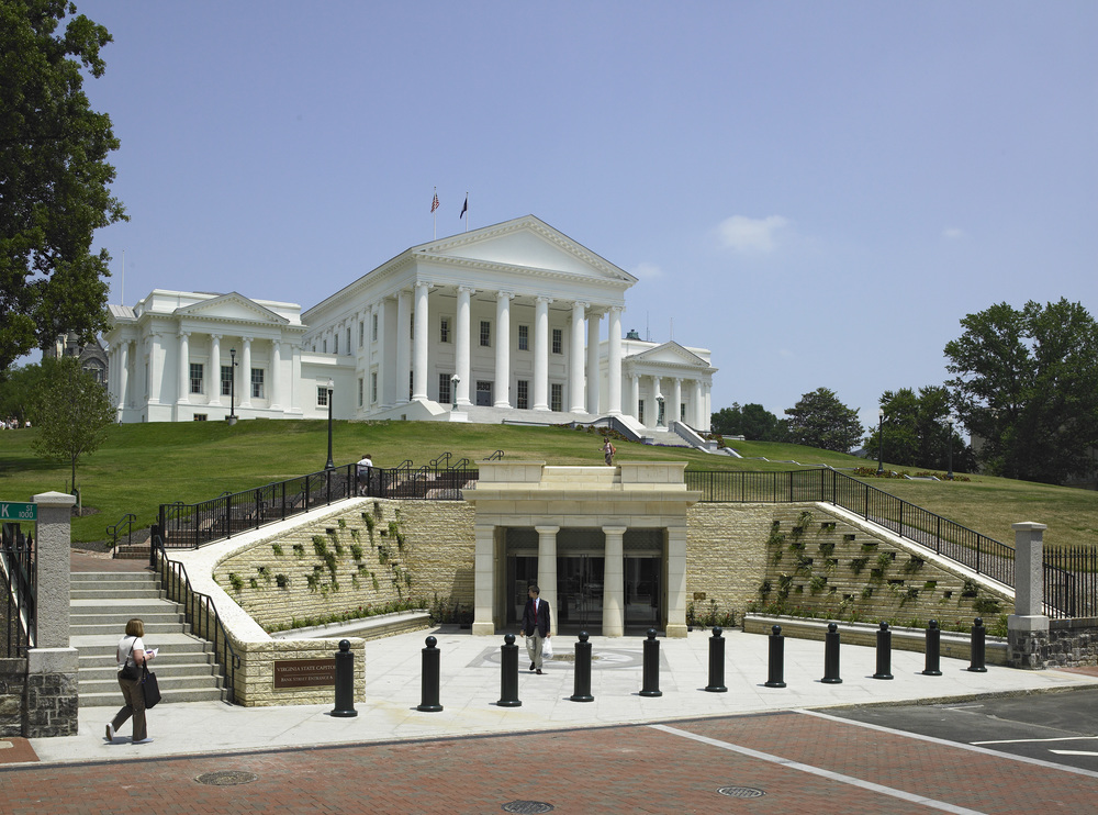 The Virginia State Capitol