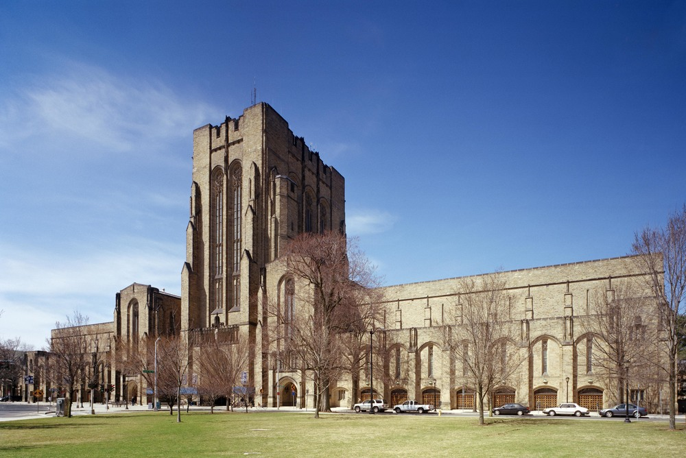 Image result for payne whitney gym yale