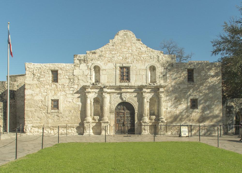 Alamo Master Plan