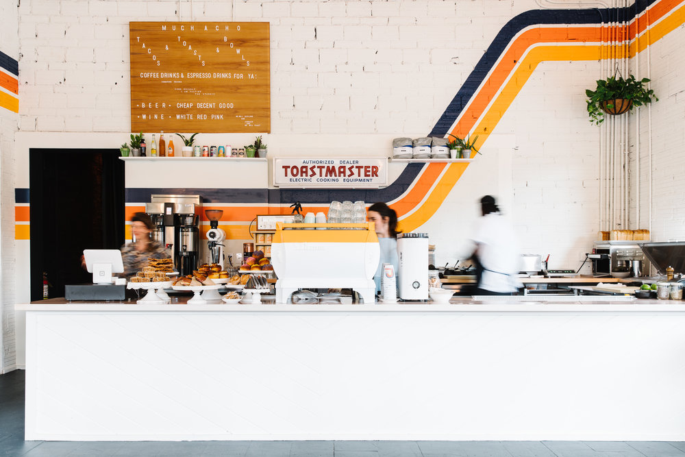 Muchacho, Atlanta GA. Designed by Elizabeth Ingram. Photo: Andrew Thomas Lee