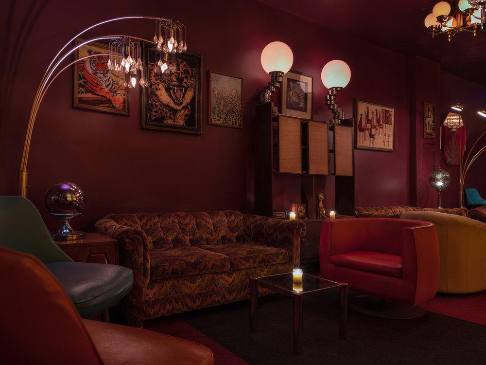 Joyface lounge