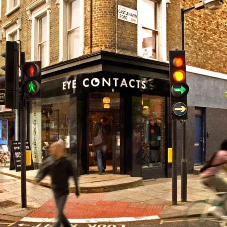 Camden Eye Contacts