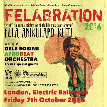 Fela Kuti Camden Town