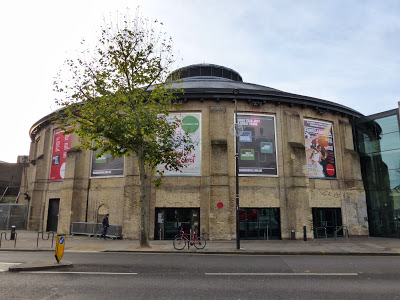 Music venues such as Roundhouse host live bands