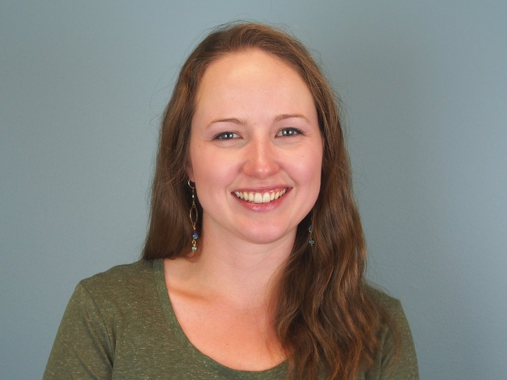 M.Sc. student Samantha Krause