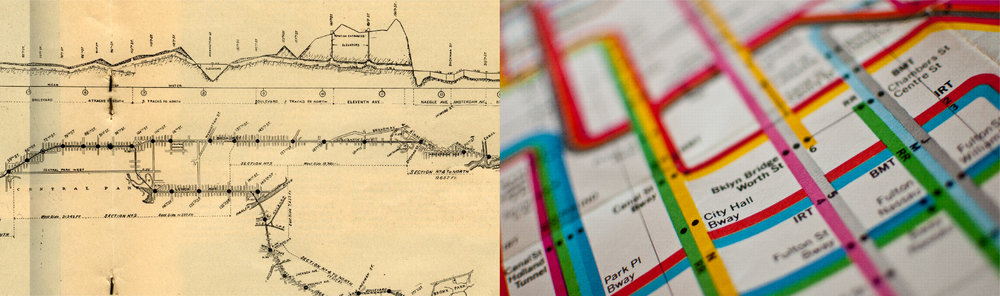 Evidence of cognitive change is everywhere: you would never have found an abstract map of the New York Subway when it first opened in 1904.