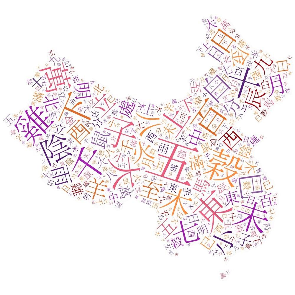 中文 (CHINESE) -