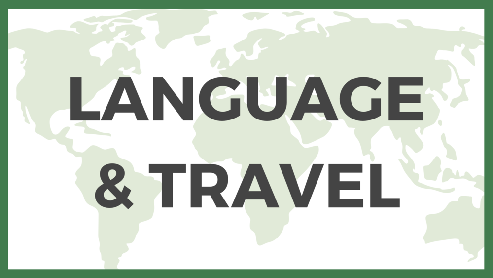 Language & Travel