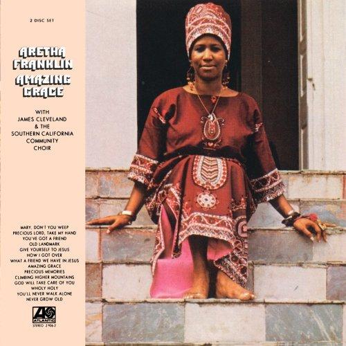 Amazing Grace- Aretha Franklin Atlantic Records, 1972.