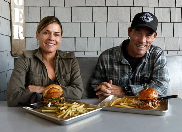 Santa Barbara Independent: Mesa Burger's Double-Stacked Ambitions - Read the Article