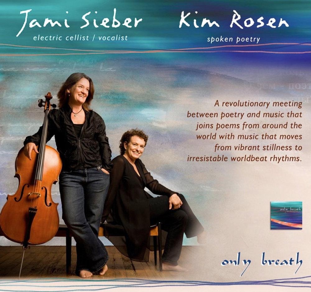 Jami Sieber, Kim Rosen
