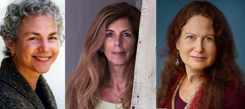 Ellen Bass, Marie Howe, Jane Hirshfield