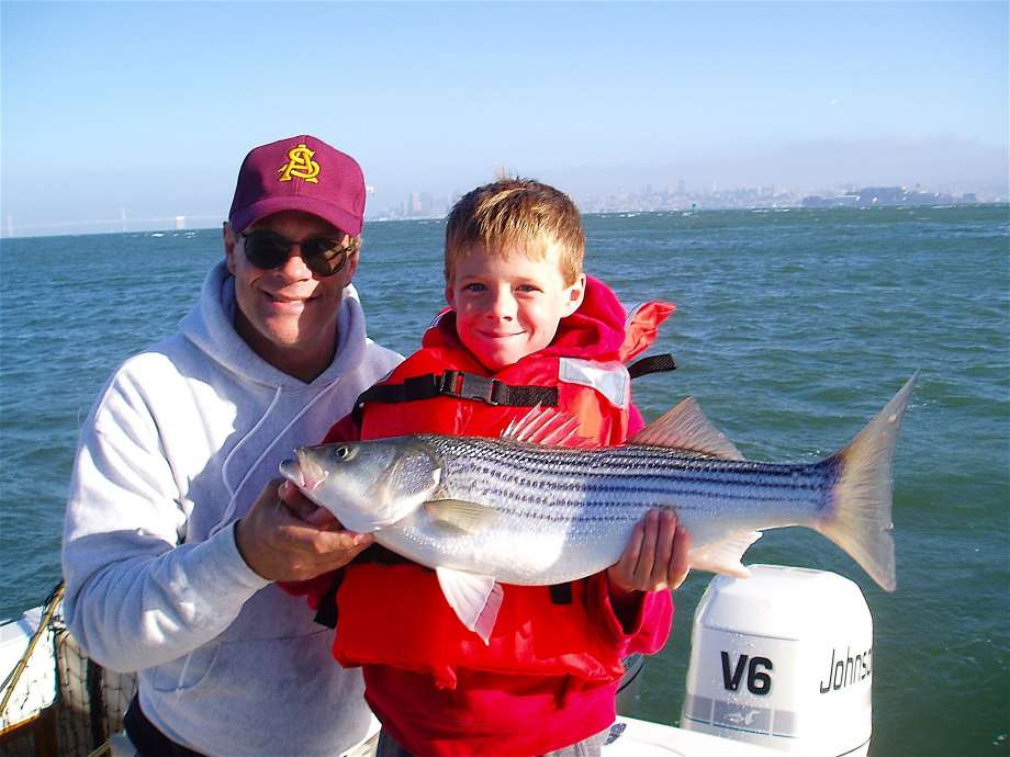 SFGate-The fish are biting in big numbers — Bass Tub | San