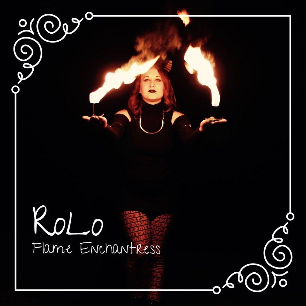 Rolo - Flame enchantress