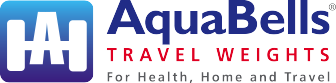 AquaBells Travel Weights