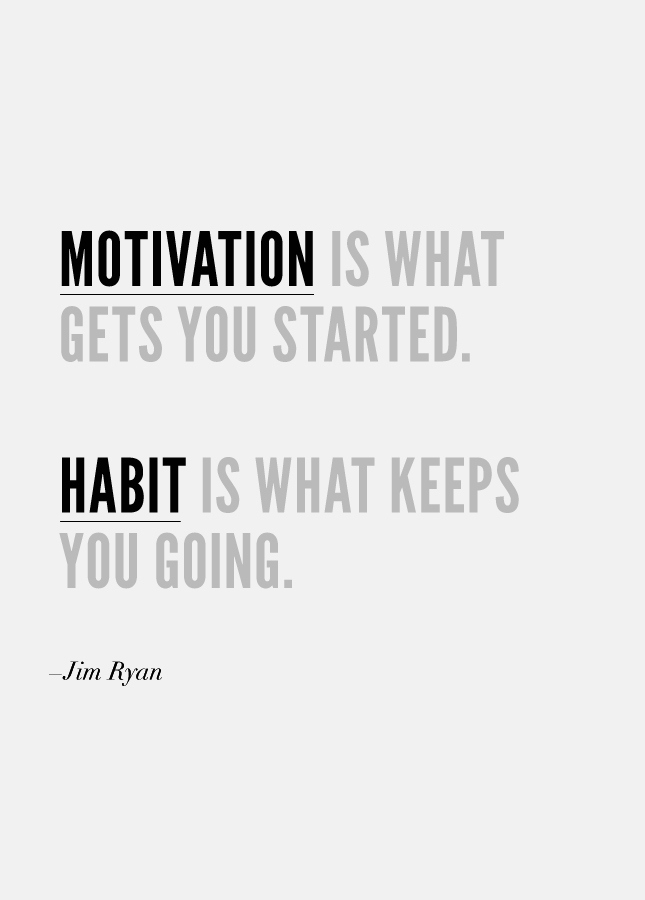 Habit - the key element - As we have said before we are here to provide you with a SUSTAINABLE nutrition plan.A key element to doing this is BUILDING SOLID HABITS.Now we know this sounds boring and we know that you KNOW you need to do it.HoweverEveryone needs direction, guidance and support. Below are some resources that will help make this process easy.Use one, two or all of them to make sure you are on the right track.