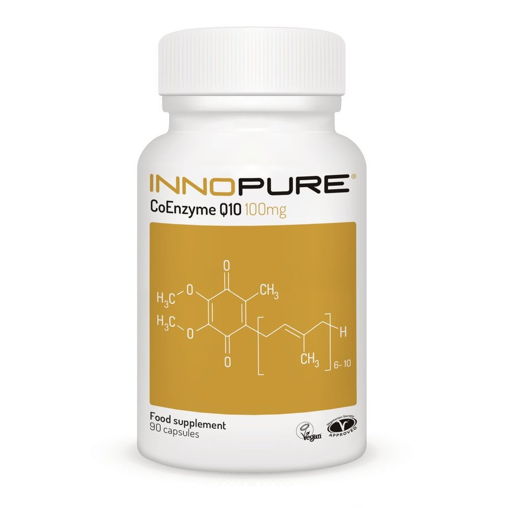 CoQ10 - Coq10 can boost aerobic capacity, anaerobic threshold and help with muscle recovery. Has a synergistic effect with creatine. Seems the optimal dose is 200mg - 300mg.It is suspected that CoQ10 is able to reduce damage to the membrane of skeletal muscle cells by preventing increases in serum creatine kinase (biomarker of muscle damage). Another possible explanation is the increase in fat oxidation seen during submaximal exercise with CoQ10 supplementation in otherwise healthy subjects secondary to autonomic nervous system activation.CoQ10 can help reduce symptoms of muscle soreness and fatigue by reducing CK levels - a marker of muscle cell breakdown.