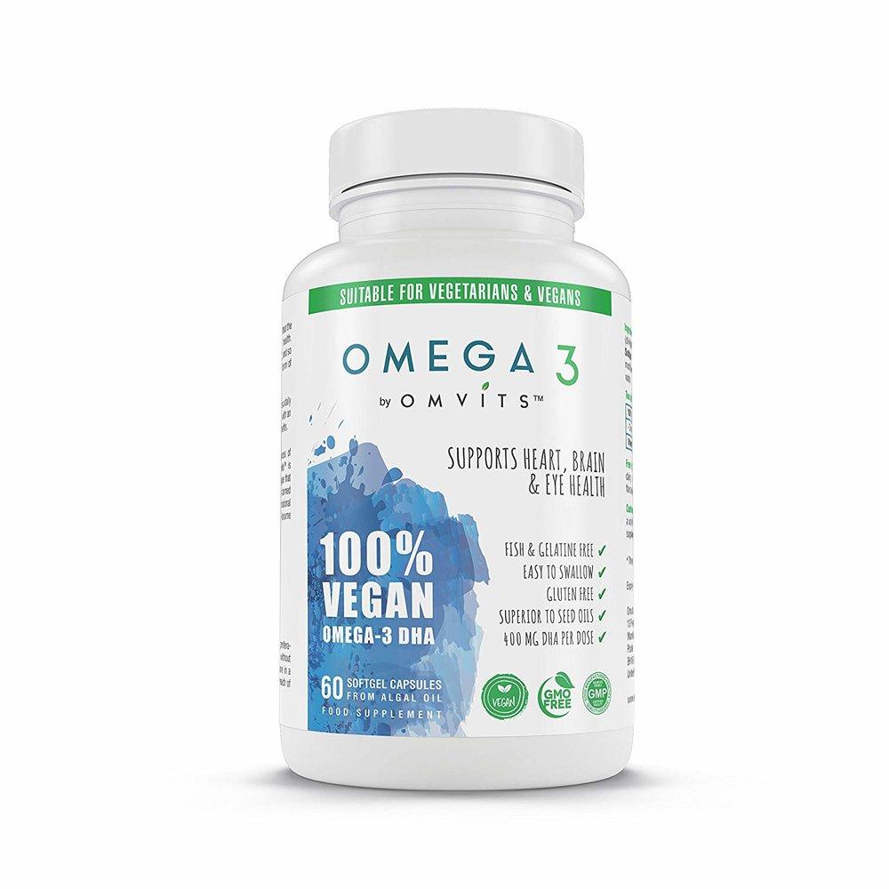 Vegan omega 3 -