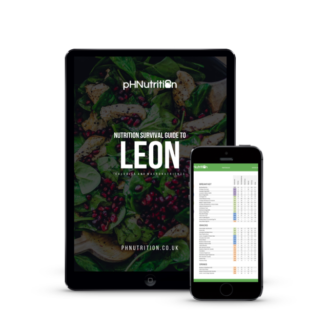 Leon calorie guide - All the meal breakdowns at Leon