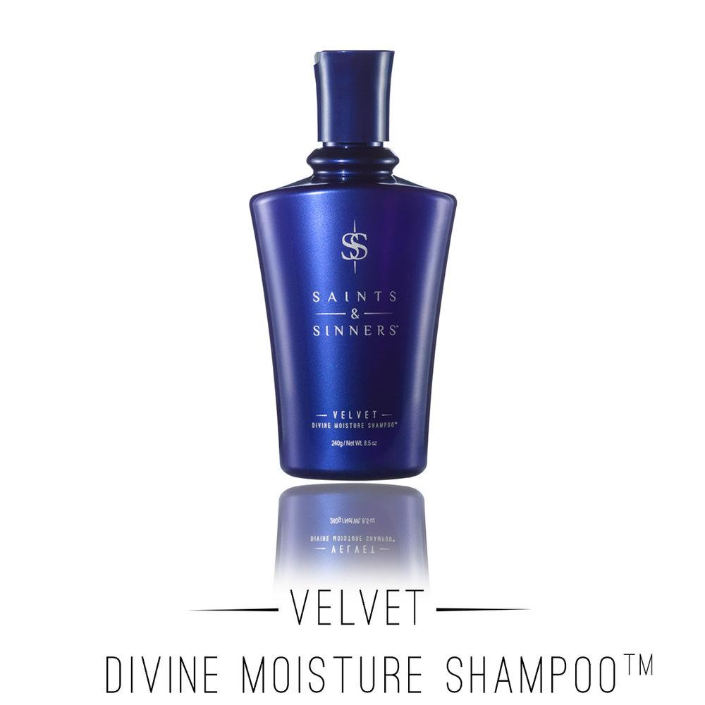 Velvet Divine Moisture Shampoo