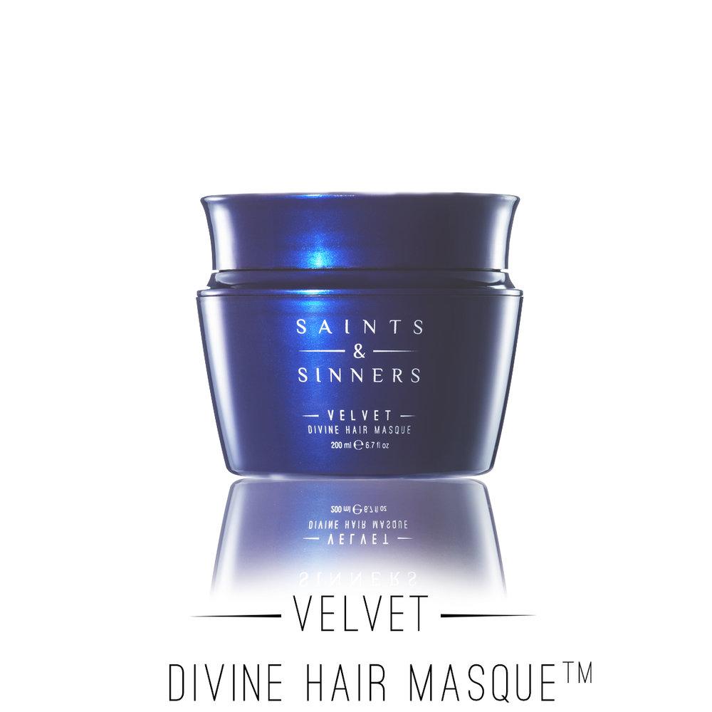 Velvet Divine Hair Masque