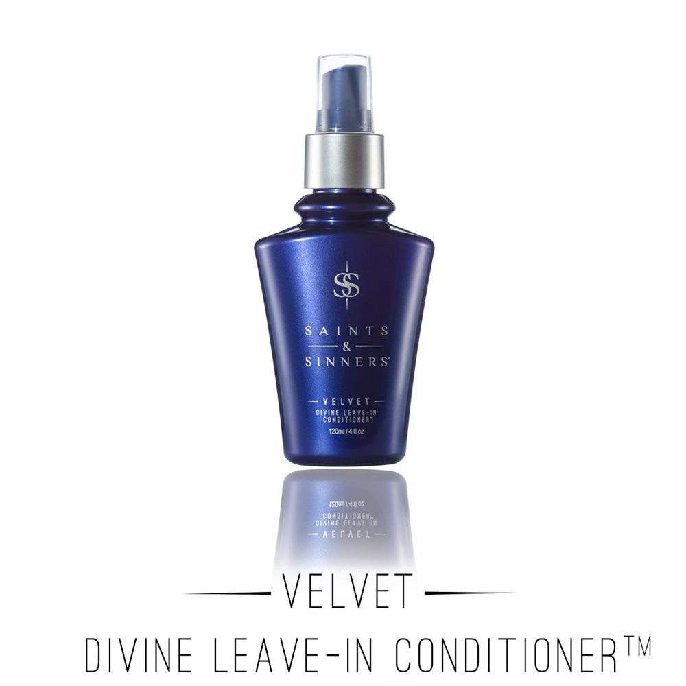 Velvet Divine Leave-In Conditioner
