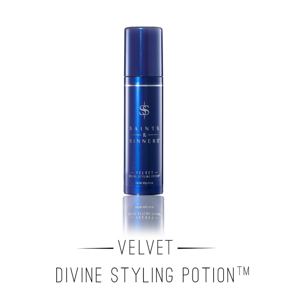 Velvet Divine Styling Potion