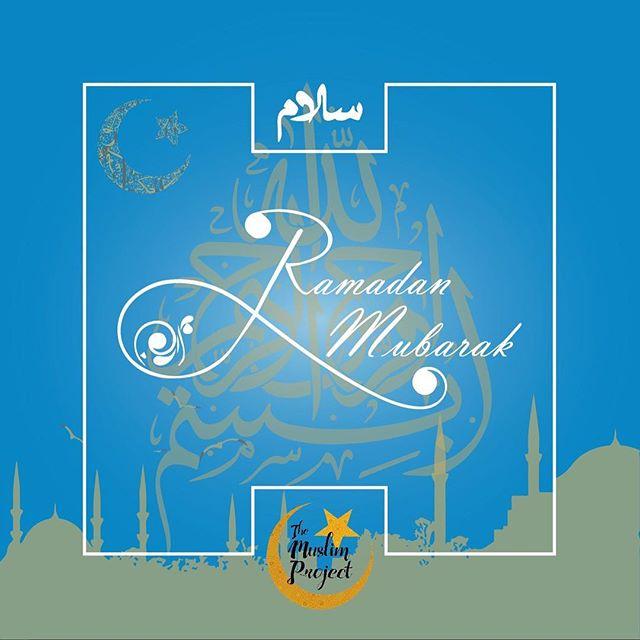 Ramadan Mubarak to everyone celebrating around the world! May you all have a blessed and peaceful Ramadan! #Ramadan