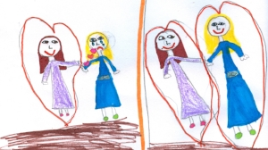 ArtShare Program - Created by a grade 3 student. Submitted for The Human Kindness Project for the Artshare program