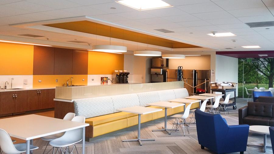 Moda health team masters construction llc for Office 606 design construction llc