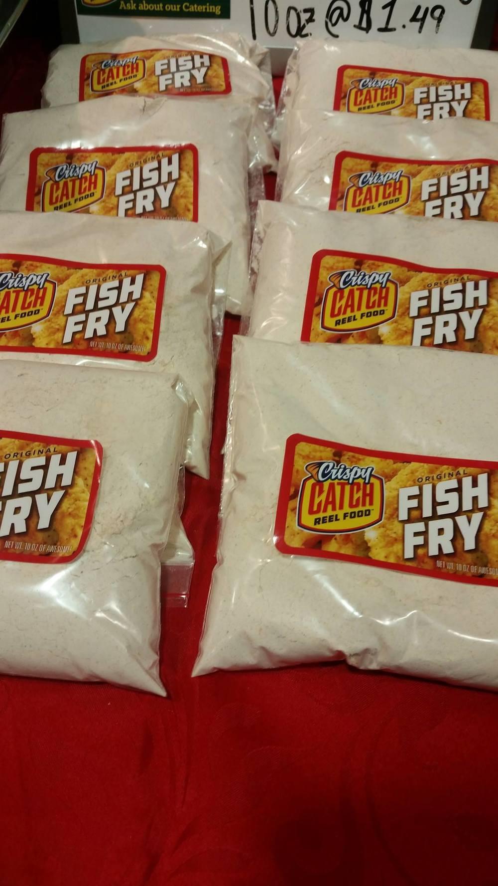 Crispy Fish Fry $1.49