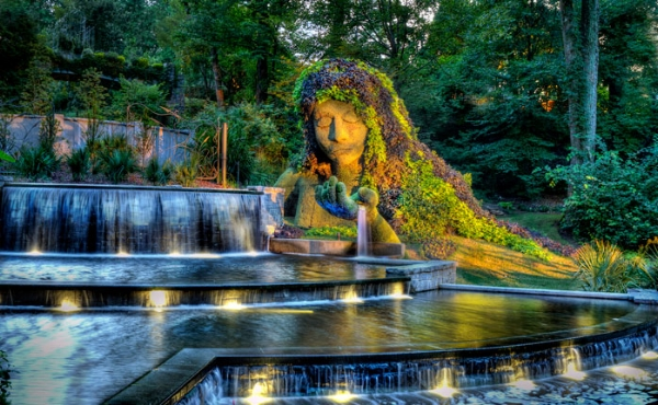 Image courtesy of  Atlanta Botanical Garden .