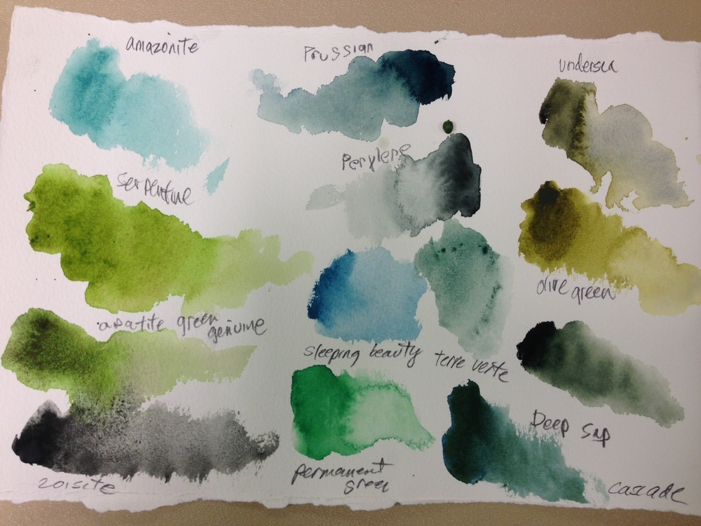 Tips Amp Techniques Dragonfly Watercolors