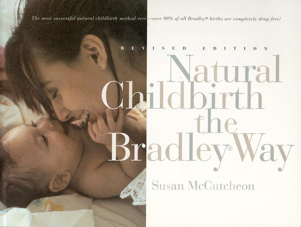 Natural Childbirth the Bradley Way - Susan McCutcheon