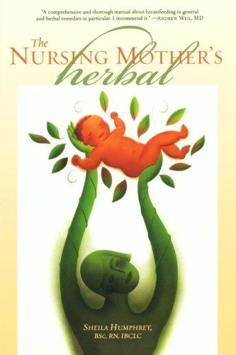 The Nursing Mother's Herbal - Susan Humphrey