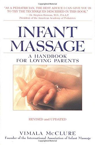 Infant Massage - Vimala McClure