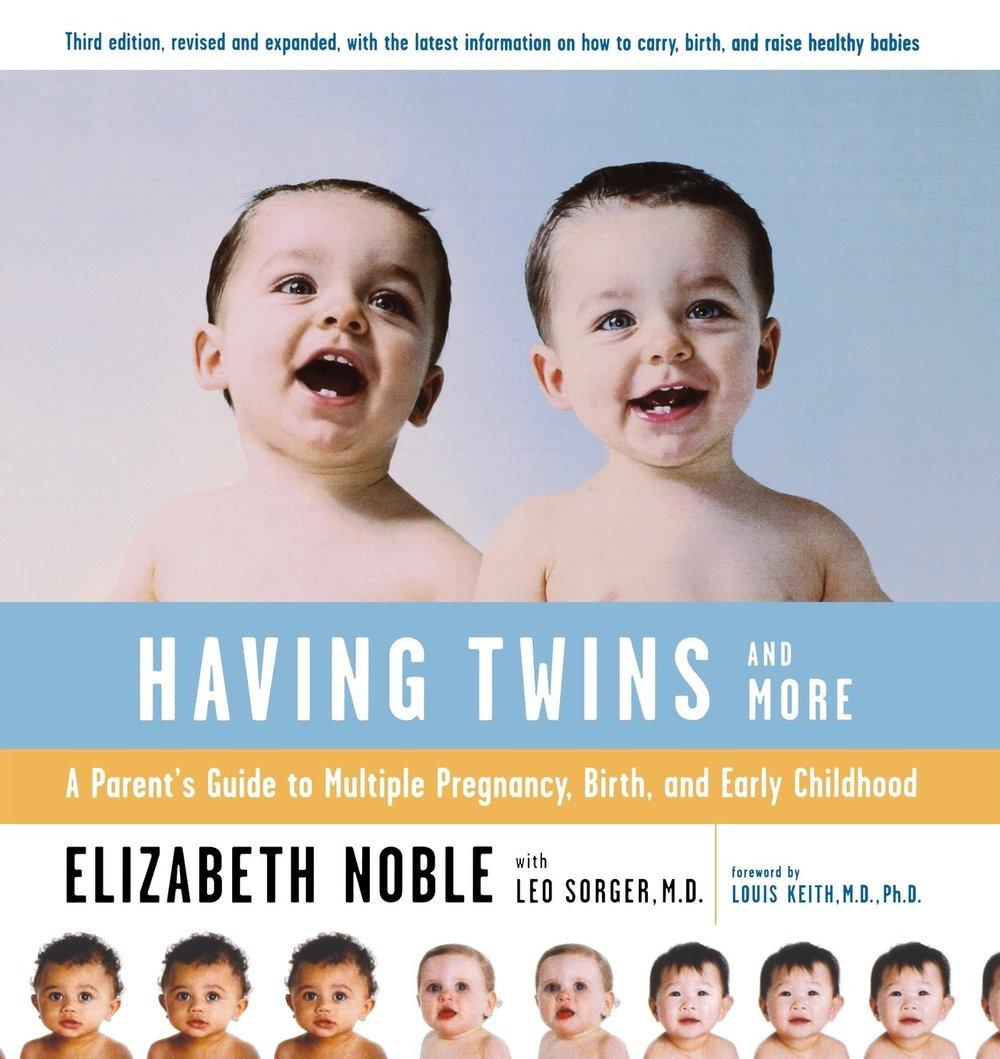 Having Twins - Elizabeth Noble