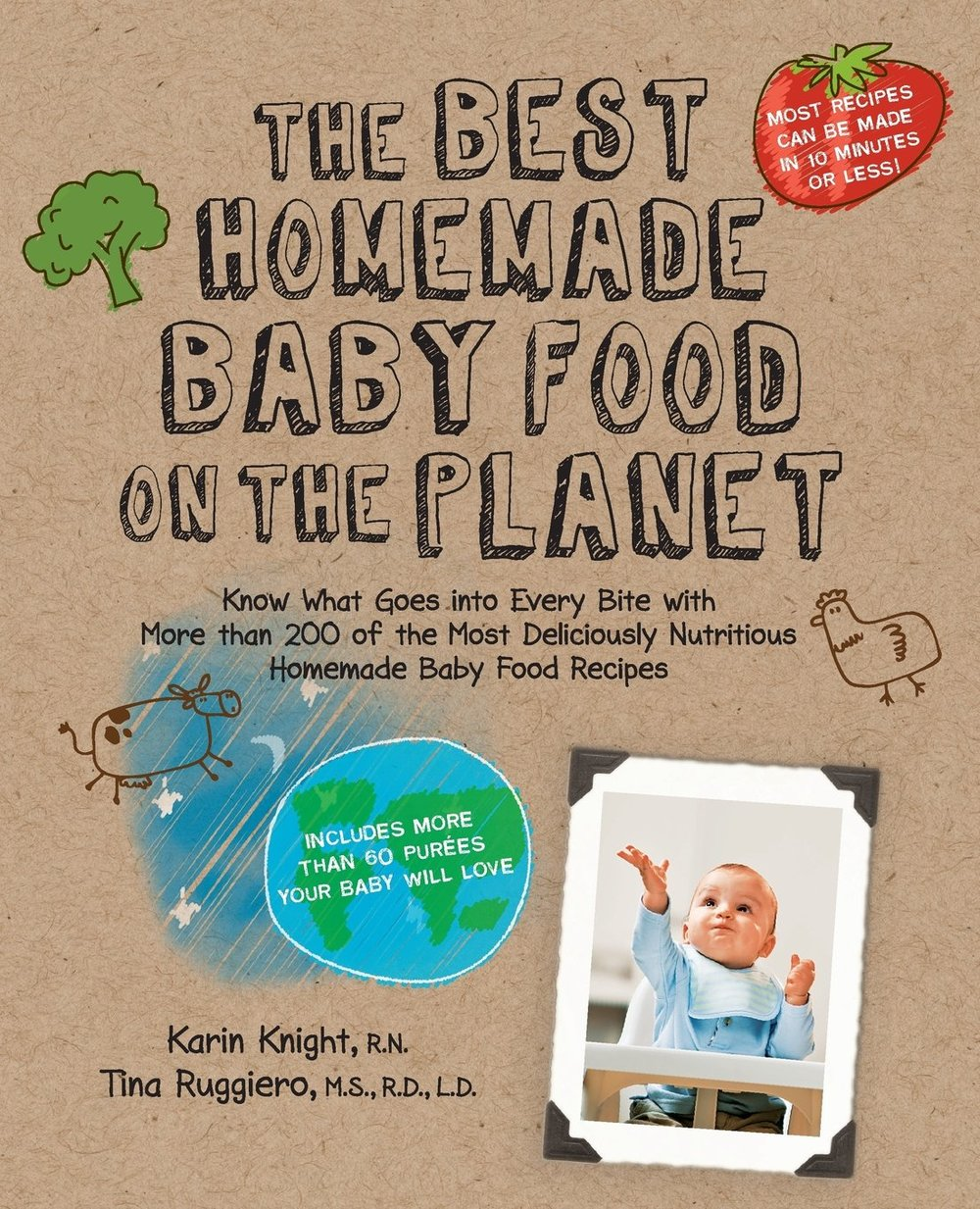 The Best Homemade Baby Food on the Planet - Knight & Ruggiero