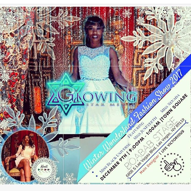 #Repost @thinkintwice (@get_repost) ・・・ This Saturday!  Winter WonderLand Fashion Show 2017  Location: BAOBAB STAGE @ Town Square  Date: December 9th  Doors open at 9pm Show Starts at 10pm!  The Winter WonderLand Fashion Show is one of the premier shows of the holiday season. We will show case popular brands with trendy fashion styles and accessories.  There will also be Live Entertainment and a DJ during intermissions.  The BAOBAB STAGE has a fully stocked bar and seats 250 persons.  Get there early! To secure a seat General admission $ 20  Tickets can be purchased in advanced at www.GlowingStarMedia.com  Hosted by: @_kokoaka & @thinkintwice  Performances by: @shamaynelikes2dance  Designers: @baobabstagelv @belair_gooney @zddllv @liv3_victorious  @golddollarsclothing @longevity.clothing @sweettasteofsuccess  A Glowing Star Media Production  #Entertainment #FashionShow #FashionWeek #FashionAddicts #Model #Modeling #Trending #Trendy #Stylish #Culture #NewCollection #Apparel #Clothing #Accessories #Shop #Branding #Look #Glam #Glamor #Slay #RunWay #Art #Dope #LasVegas #Vegas