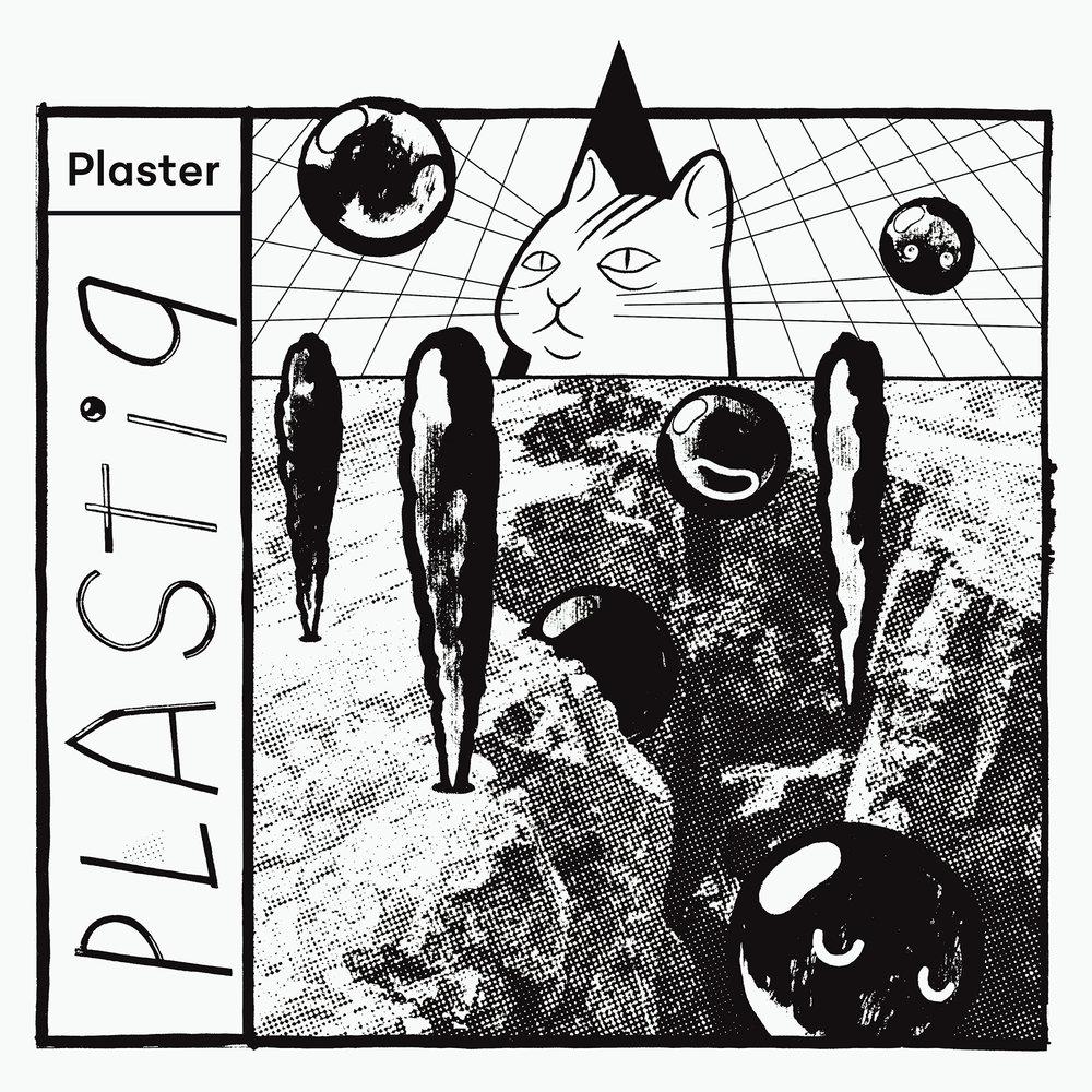 ODDWOP-07 /// plastiq   Plaster
