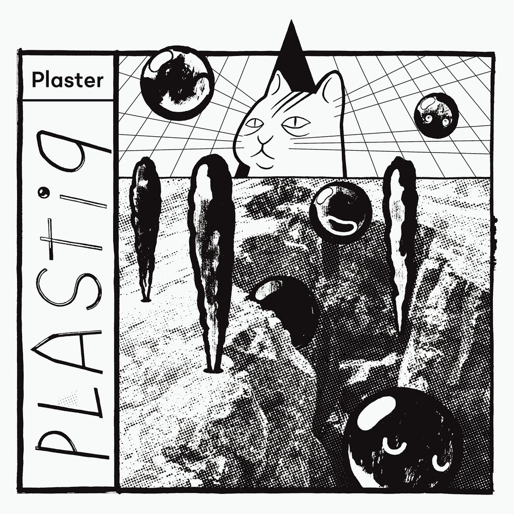 ODDWOP-07 - PLASTIQ  Plaster