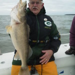 sportfishing lake erie charter smallmouth bass yellow perch walleye