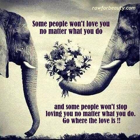 some people will love you