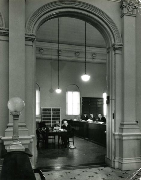 The Renwick when it was used as offices for the Court of Claims   via
